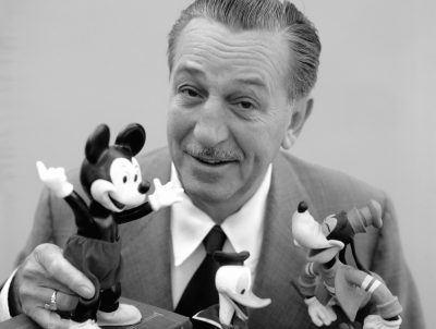 Walt Disney and World War II