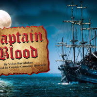 College Theater: Captain Blood