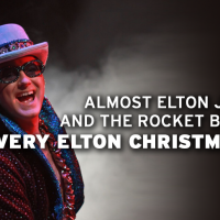 """Almost Elton John and the Rocket Band: """"A Very Elt..."""
