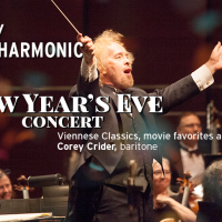 New Philharmonic: New Year's Eve Concert