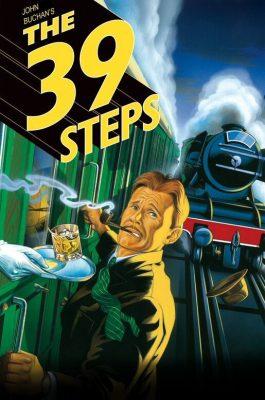 "Buffalo Theatre Ensemble: ""The 39 Steps"""
