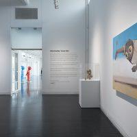 Exhibition Tour / Hebru Brantley: Forced Field
