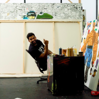 Artist Talk: Hebru Brantley