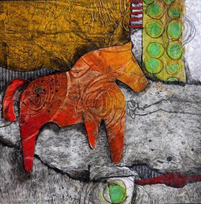 Collage and Spirit Animals