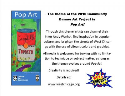 Calling All Artists for Upcoming Public Art Exhibit