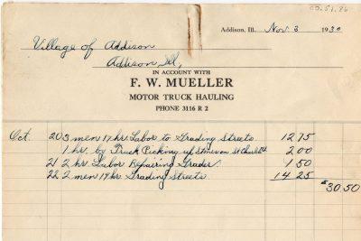 Addison Historical Society Program: Preserving You...