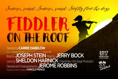 """Wheaton Drama's """"Fiddler on the Roof"""""""