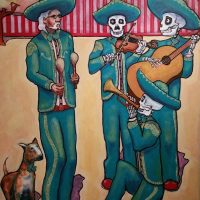 Zenndaddy and the False Selves: Recent Paintings b...