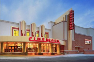 Cinemark Woodridge 17