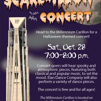 Naperville Park District's Scare-Illon Concert