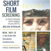 International Short Film Screening