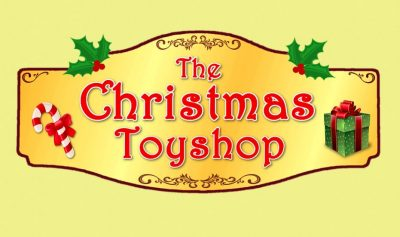 Alphabet Soup Presents The Christmas Toyshop