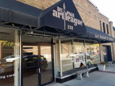 DuPage Art League School and Gallery