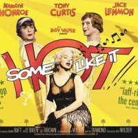 """The After Hours Film Society Presents """"Some Like It Hot"""""""