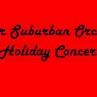 Senior Suburban Orchestra Free Holiday Concert
