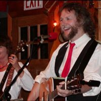 Chris McIntosh & Alvin McGovern Holiday Show at Two Way Street Coffee House