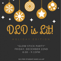 DLD is Lit! Holiday Edition!