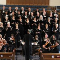 "Downers Grove Choral Society Concert ""A Dvorak Celebration"""