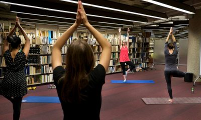 Teen Yoga for Stress Relief