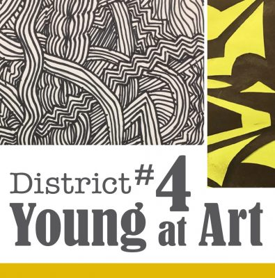District #4 Young at Art Exhibit