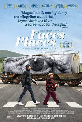 "The After Hours Film Society Presents ""Faces Place..."