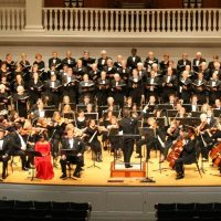 Hinsdale Orchestra and Chorus Perform in Naperville