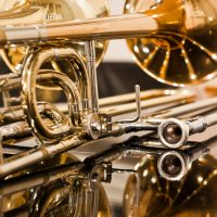 Student Trombone and Horn Recital: Brendan Altieri and Cameron Harro