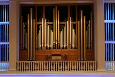Student Organ Recital: Freeman Tucker