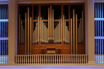 Student Organ Recital: Freeman Tucker