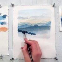 Watercolor Painting 9/5 - 10/24