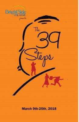 BrightSide Theatre presents THE 39 STEPS