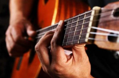 Private Music Lessons Guitar, Ukulele, Bass 1/9 - 3/13