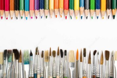2-D Studio: Painting & Drawing