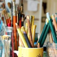 Brushwork: Painting & Drawing
