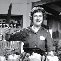 An Afternoon With Julia Child