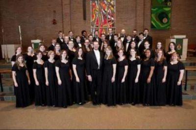 Kapelle of Concordia University Chicago-in Concert...
