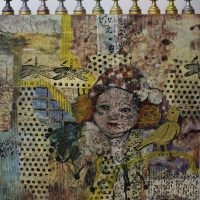 Recreating From Old to New (Collage Workshop) with Margi Hafer