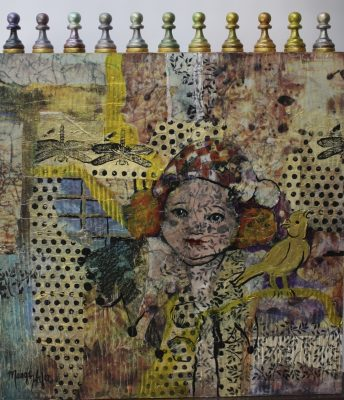 Recreating From Old to New (Collage Workshop) with...