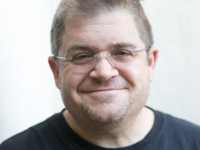 Patton Oswalt & Gillian Flynn