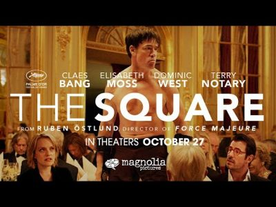 """The After Hours Film Society Presents """"The Square""""..."""