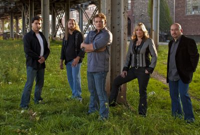 Outdoor Concerts: Billy Croft & the 5-Alarm Ba...
