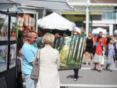 Fine Art Festival Oakbrook Center