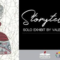 Valerie Lorimer Solo Exhibit, Storyteller – A fundraiser for People's Resource Center
