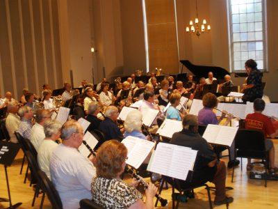 DuPage New Horizons Band Celebrates 20th Anniversa...