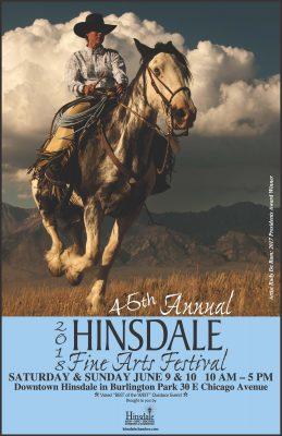 45th Annual Hinsdale Fine Arts Festival