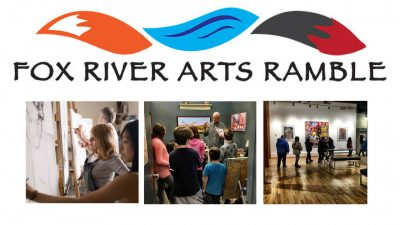 Fox River Arts Ramble at Water Street Studios