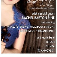 Youth Symphony of DuPage - April Concert