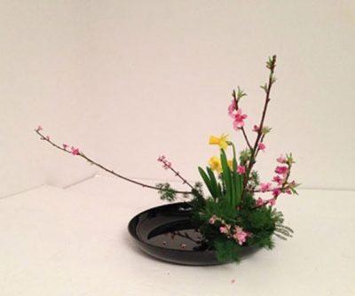 Spring Ikebana: Japanese Floral Arranging