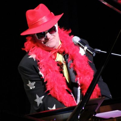 Naper Nights: Simply Elton with the Brown Dirt Cow...
