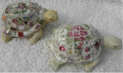 Learn Experience Mosaic Turtles For The Garden Presented By Morton Arboretum Arts Dupage